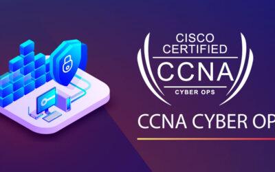 Cisco Cybersecurity Operations Fundamentals (CBROPS) 200-201