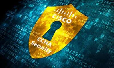 Cisco Certified CCNA Security IINS 640-554