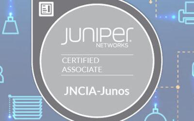 Juniper Network Certified Associate (JNCIA) – Instructor-Led Hands-on