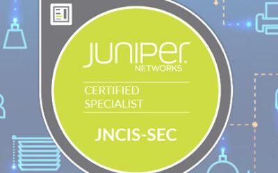 Juniper Security JNCIS-SEC – JN0-332 | Instructor-Led Hands-on