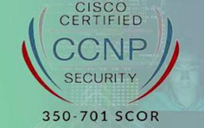 Cisco CCNP Security – SCOR (350-701) | Hands-on