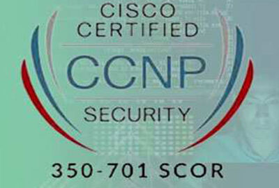 Cisco CCNP Security – SCOR (350-701)