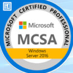 MCSA-Identity with Windows Server 2016 – Exam 70-742
