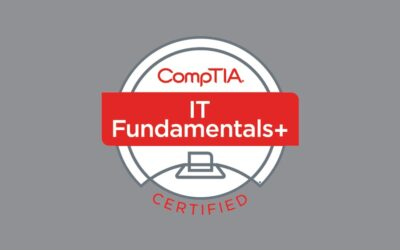 CompTIA Official ITF+ Instructor-Led Hands-on   Classroom/Online