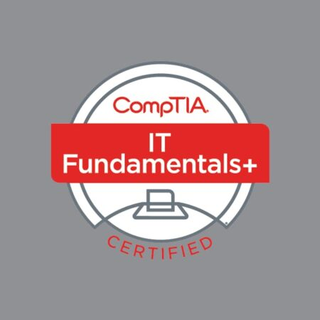 CompTIA Official ITF+ Instructor-Led Hands-on | Classroom/Online